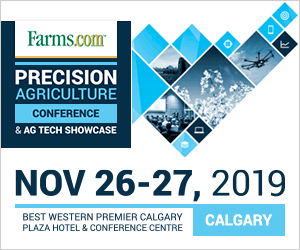 2019 Precision Ag Conference West