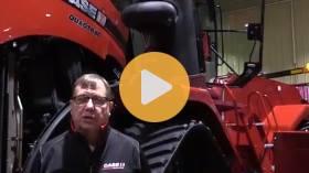 The Steiger Quadtrac 620 tractor set an impressive record in Nebraska