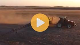 From seed to crop - Southman Ag Ventures 2017 growing season