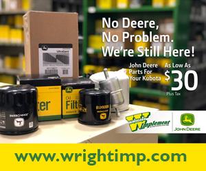 Wright Implement John Deere Parts