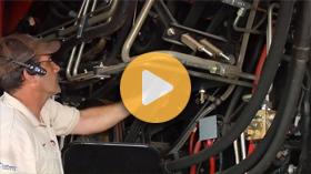 Engine coolant maintenance