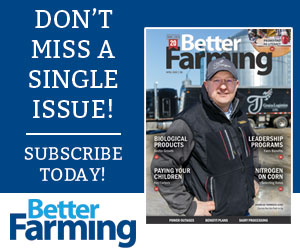 Better Farming Subscribe April 2020
