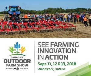 Canada's Outdoor Farmshow 2018