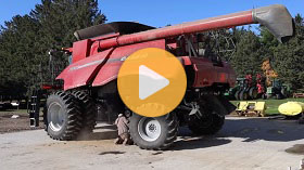 Farm Vlog: First day of corn 2019