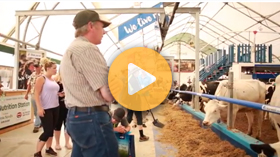 What are farmers saying about Canada's Outdoor Farm Show?