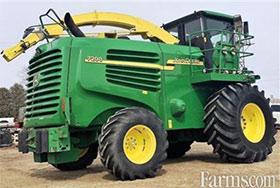 2006 John Deere 7200 forage harvester