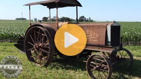 This 1920 Rock Island Heider is an original tractor worth seeing
