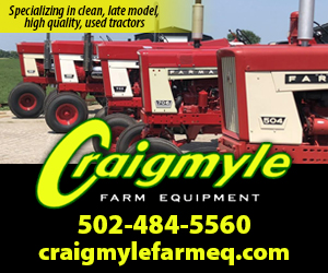 Craigmyle Used Tractors