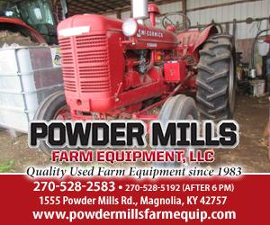 Powder Mills Farm Equipment Tractors