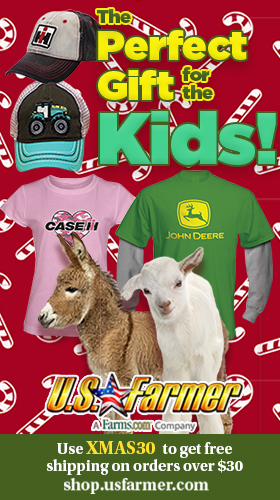 US Farmer Gifts for Kids 2019