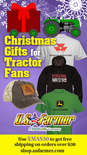 Christmas Gifts for Tractor Fans