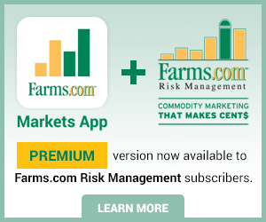 Farms.com Risk Management Markets App