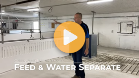 Full Tour and Walkthrough of a Pig Barn Remodel
