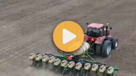 Planting accuacy from Great Plains