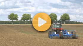 Trimble's GFX-750 display in action