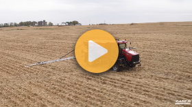 Titan Floater with FA 1030 Air Boom Applicator
