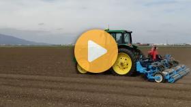 Using Monosem MS High Value Crop Planters