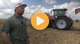 8S tractor reactions