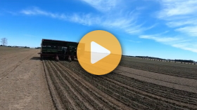 Learning how to plant onions with Kevin Jennen