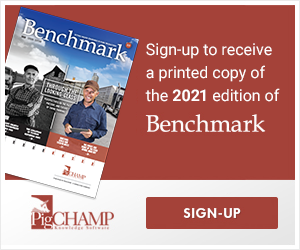 Benchmark 2021 Signup
