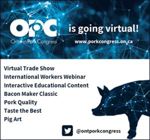 2020 Ontario Pork Congress Online Tradeshow