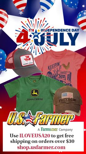 US Farmer 4th of July 2020
