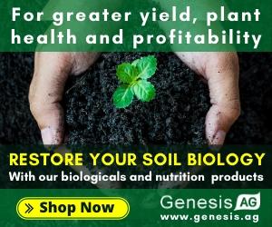 Genesis Ag Dirt Ad