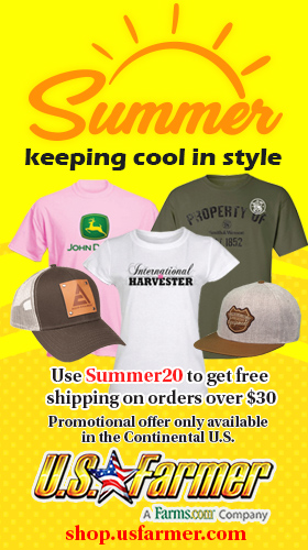 US Farmer Stay Cool This Summer 2020